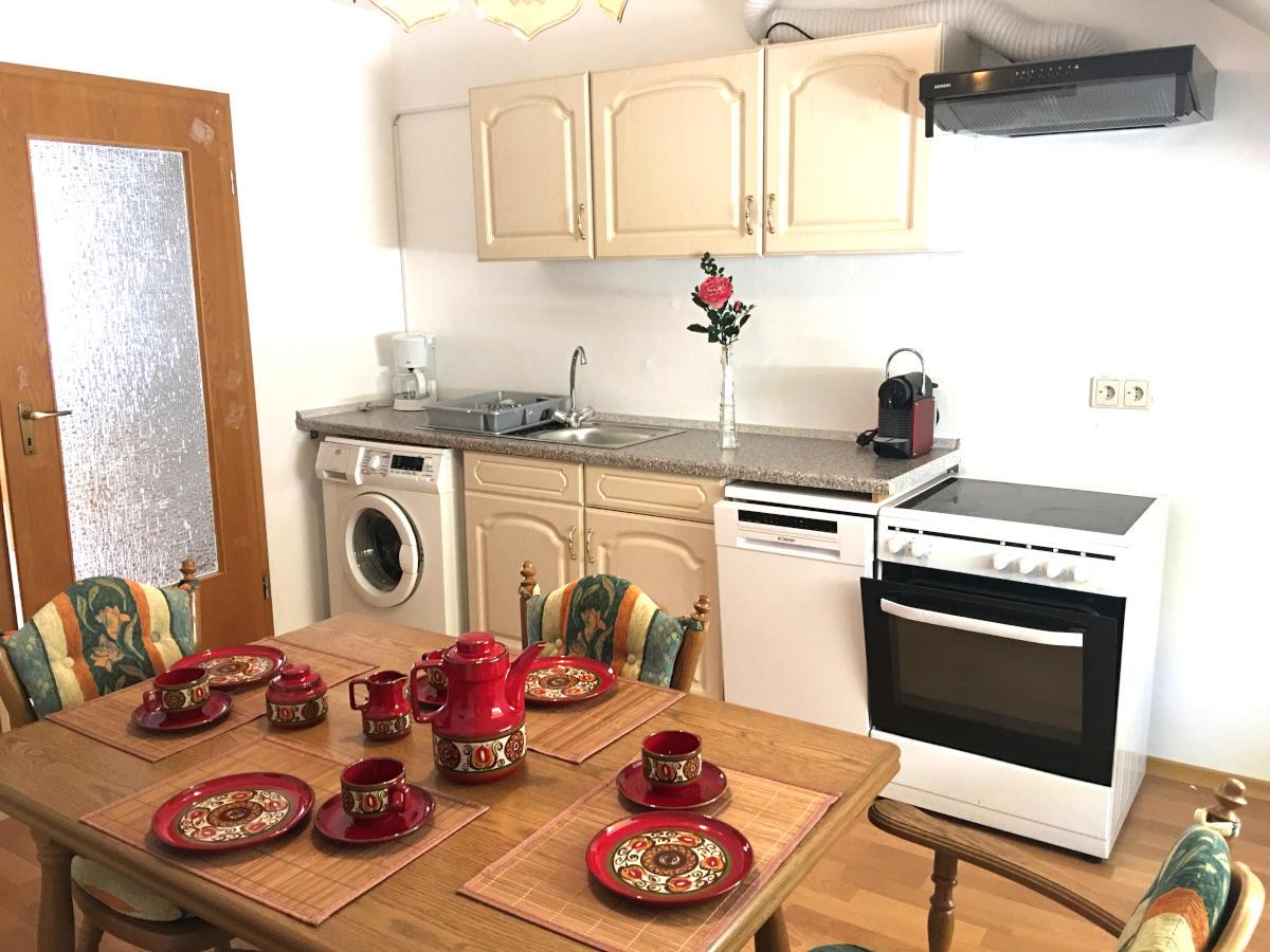 Beispiel Etagenküche Appartement